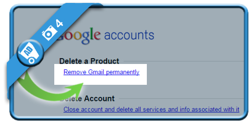 delete gmail account 4