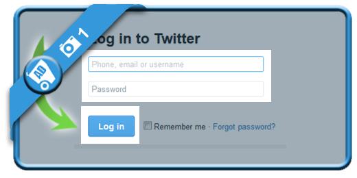 delete twitter account 1