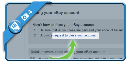 delete ebay account 4