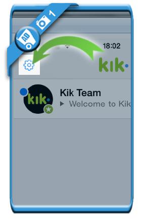 delete kik account 1