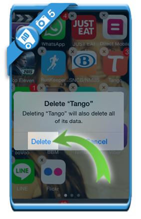 delete tango account 5