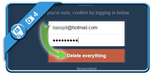 delete tumblr account 4