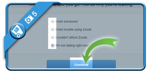 delete zoosk account 5