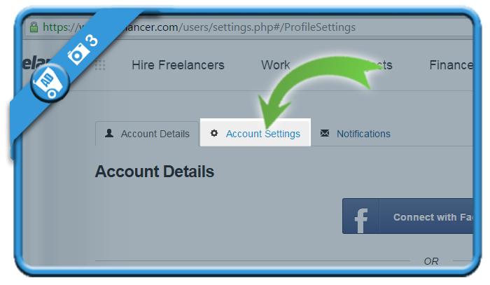 delete freelancer account 3