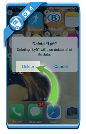delete lyft account 4