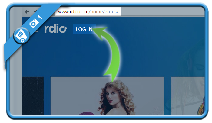 delete rdio account 1