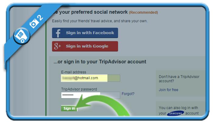 delete tripadvisor account 2