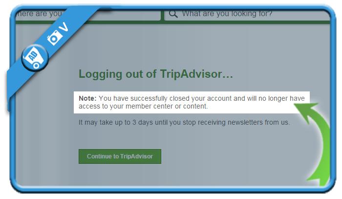 delete tripadvisor account 5
