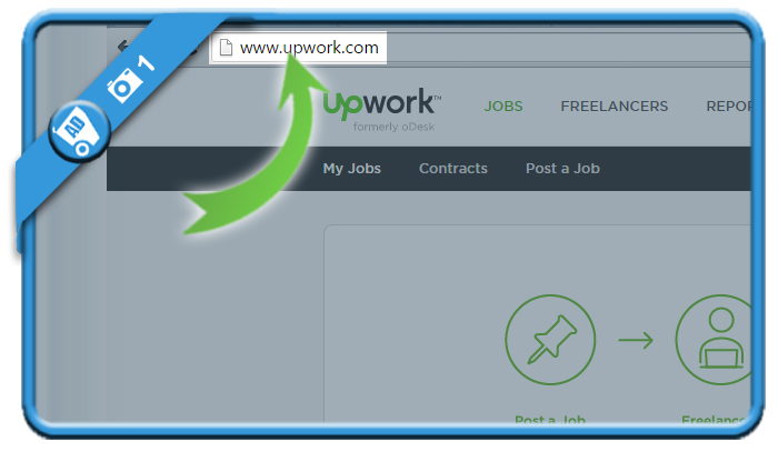 delete upwork account 1