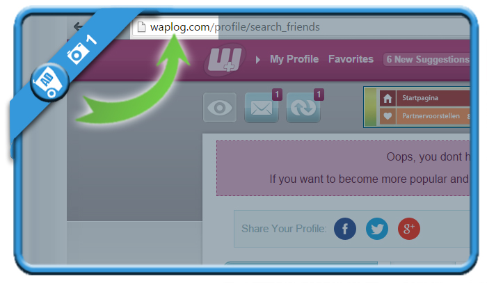 wap log