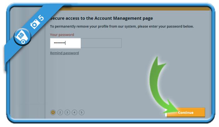 delete benaughty account 5