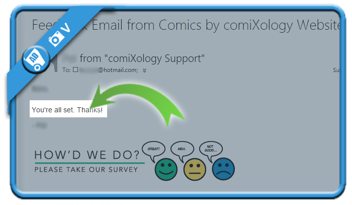 delete comixology account 3