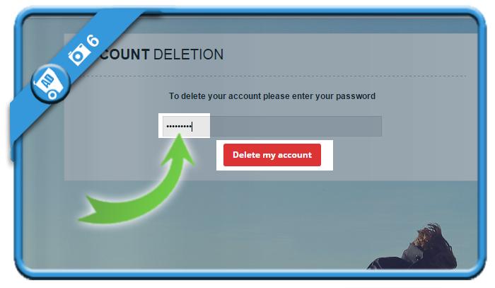 delete deezer account 6