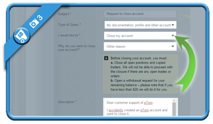 delete etoro account 3