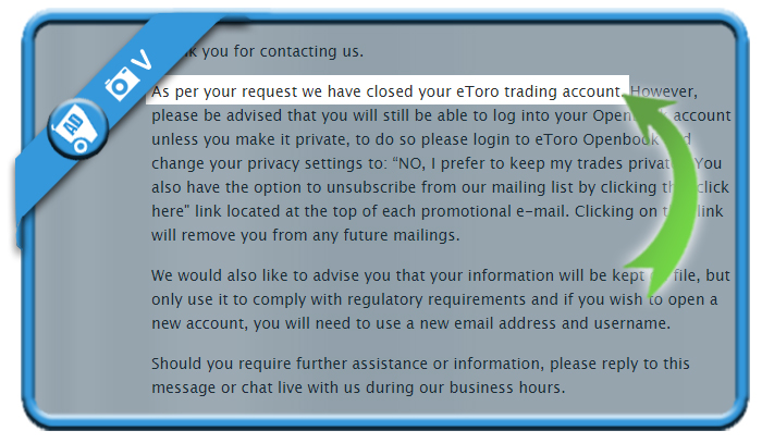 delete etoro account 4