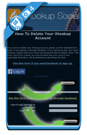 delete ihookup account 4