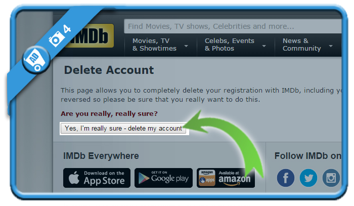 delete imdb account 4