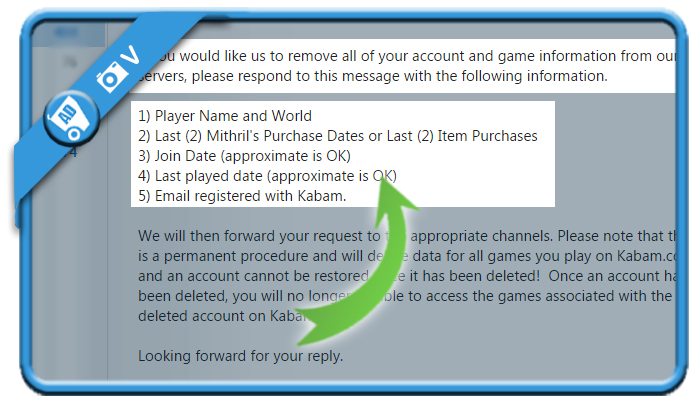 delete kabam account 5
