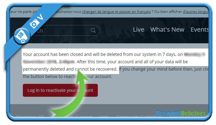 delete last fm account 6