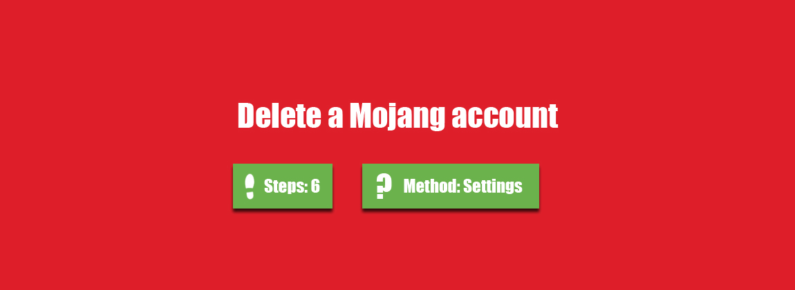 how to sing in to mojang account