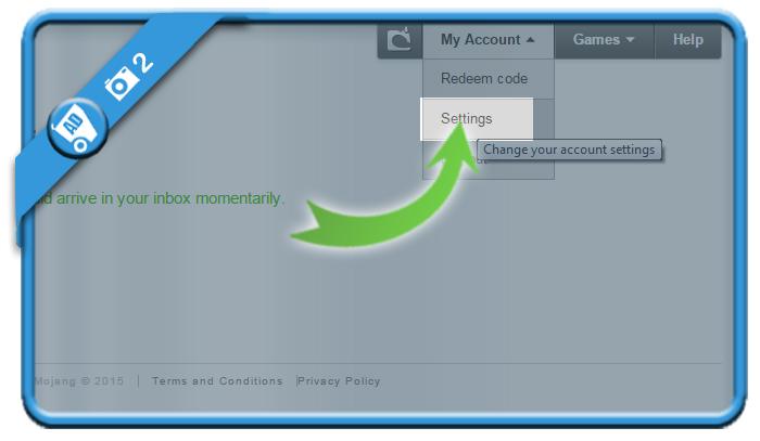 delete mojang account 2