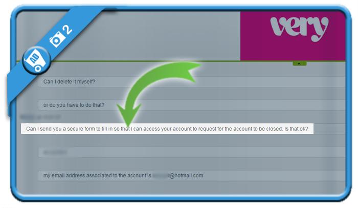 delete very account 2
