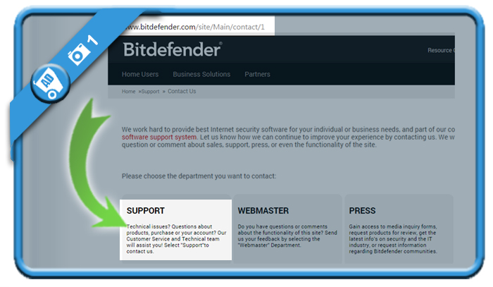 delete bitdefender account 1
