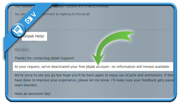 delete jibjab account 3