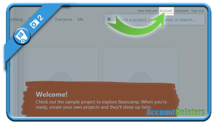 delete basecamp account 2