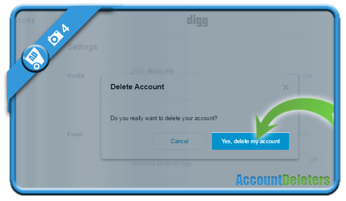 delete digg account 4