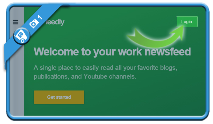 delete feedly account 1