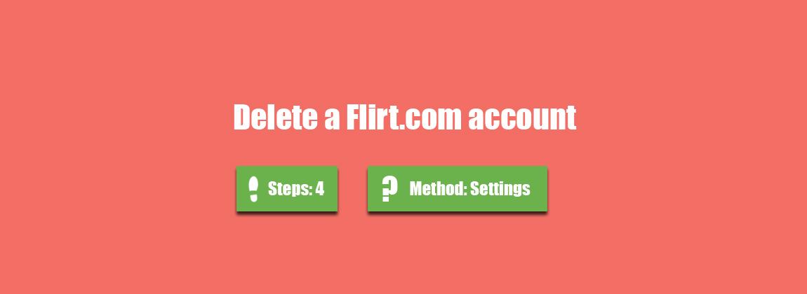 Flirt account