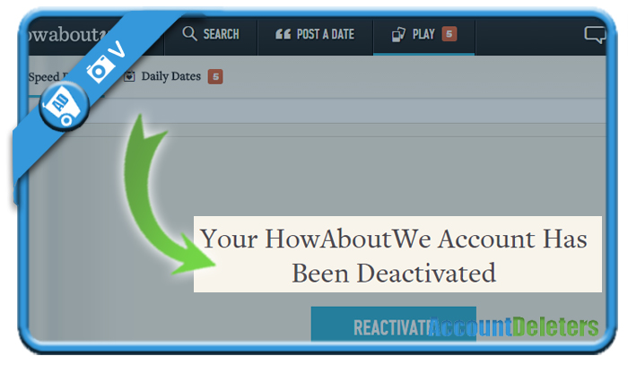 delete howaboutwe account 4