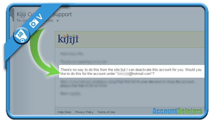 delete kijiji account 6