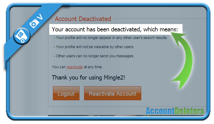 delete mingle2 account 6