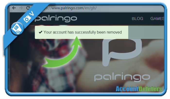 delete palringo account 5