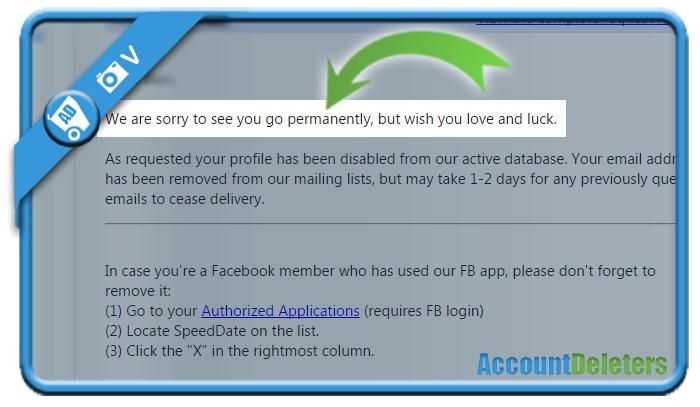 delete speeddate account 2