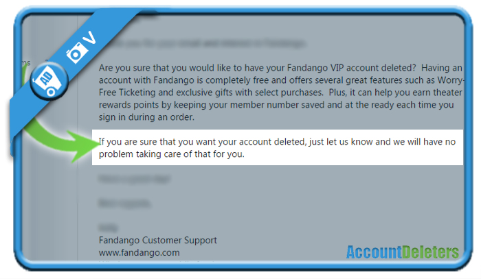delete fandango account 4