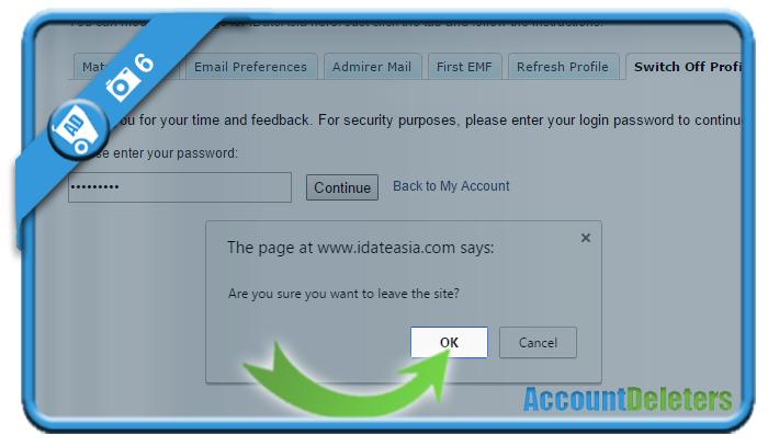 delete idateasia account 6
