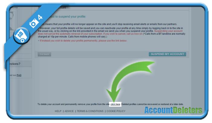 delete meetic account 4