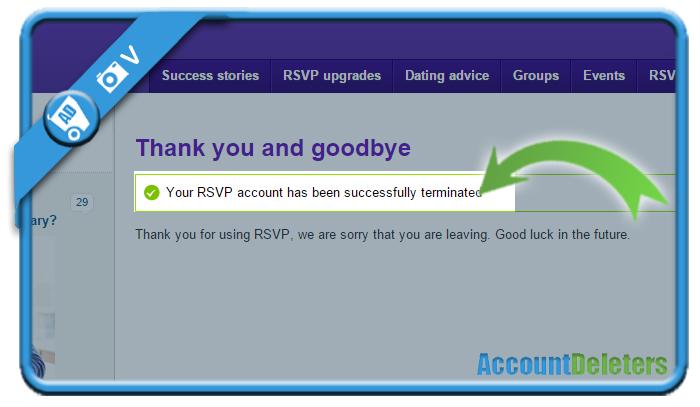 delete rsvp account 6