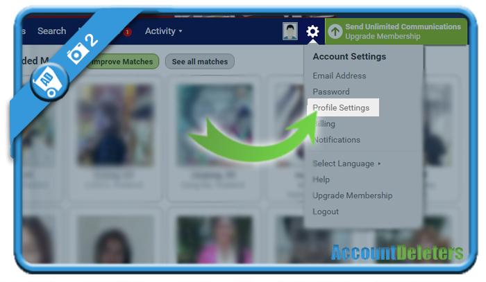 delete thaicupid account 2