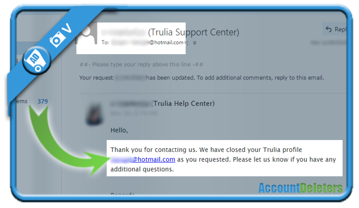delete trulia account 4