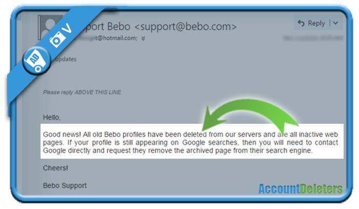 delete bebo account 2
