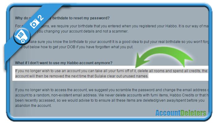 delete habbo account 2