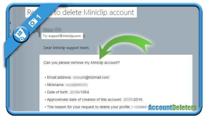 delete miniclip account 1