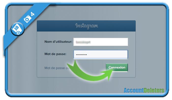 delete instamessage account 4
