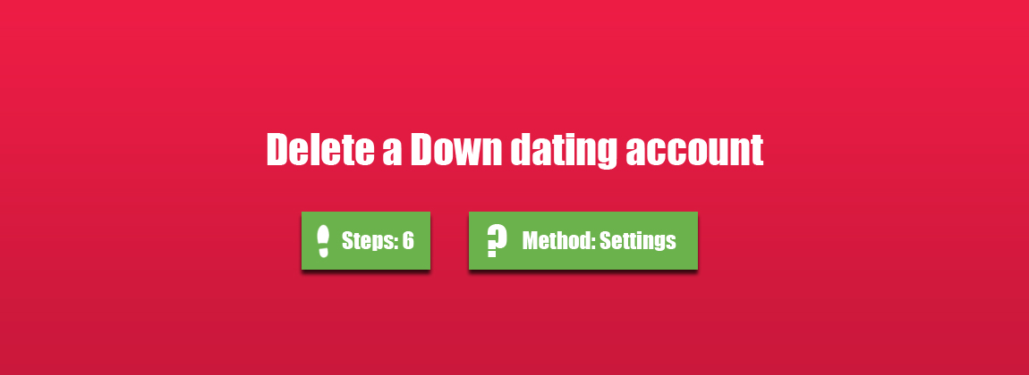 How to delete your christian dating for free account