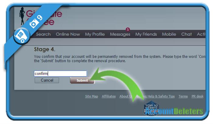 delete girlsdateforfree account 9