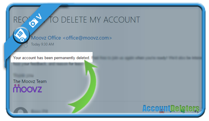 delete moovz account 2